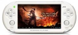 JXD lanza su tablet S5110b Android juegos con Diseño PSP-Like